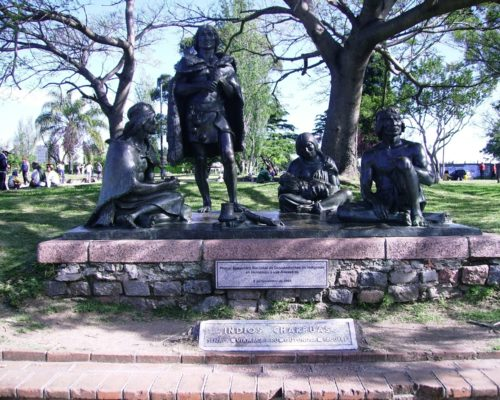 Mein Montevideo – Völkermord in Uruguay – der ORF und die Lügenpresse - Diskriminierung der Ureinwohner durch jüdische Österreicher