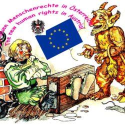 Sicherungshaft Schutzhaft / präventive Haft für Alle ? Abschaffung der Unschuldsvermutung in Österreich?