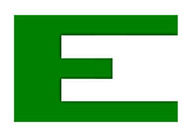 "Das grüne ""E"" für EU-Spuren in den Neunzigern vor dem EU-Beitritt"